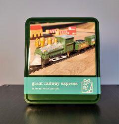 Great Railway Express in a tin box