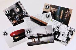 Trafiikki-museoiden AR-postikortit