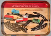 Train in a tin box