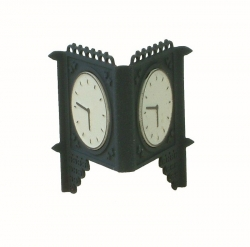 Station Clock (1:87 H0) -Scale Model