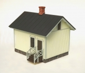Railwaymen's House/Bakery (1:87 H0) -Scale Model