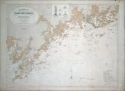 Ekebomin merikartta - näköispainos