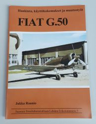 FIAT G.50 - Erikoisnumero