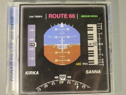 Finnair Pilot's Big Band: Route 66 CD