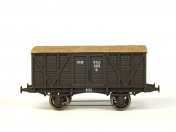 Box Car G (1:87 H0) -Scale Model