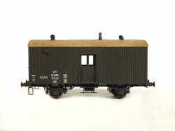 Wagon for transporting animals, type Gdl (1:87 H0)