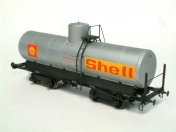 Tank Car Gmz (1:87 H0) -Scale Model. New version
