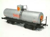 Säiliövaunu Gmz (1:87 H0) -pienoismalli. Vanha versio