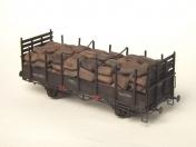 Flat Car Hdk (1:87 H0) -Scale Model