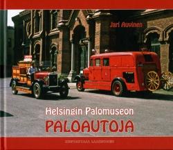 Helsingin palomuseon paloautoja