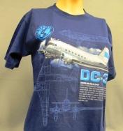"""DC-3 """"Lokki"""" T-shirt"""