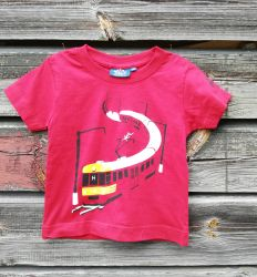 Electric Train Children's T-shirt