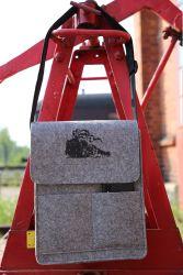 Steam Locomotive Shoulder Bag