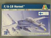 Italeri: F/A-18 Hornet model kit