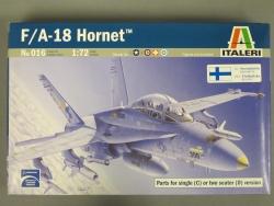 Italeri: F/A-18 Hornet rakennussarja