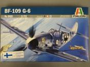 Italeri Messeschmitt BF-109 model kit