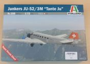 """Italeri Junkers JU-52/3M """"Tante Ju"""""""