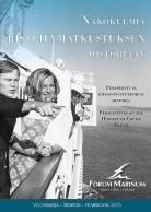 Näkökulmia risteilymatkustuksen historiaan - Forum Marinumin vuosikirja 2015