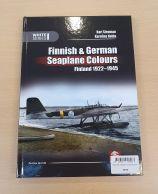Kari Stenman & Karolina Holda: Finnish & German Seaplane Colours - Finland 1922 - 1945