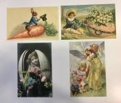 Pääsiäispostikorttisarja