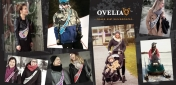 Ovelia reflecting shoulder bag