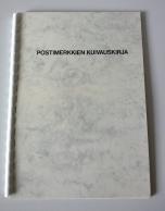 Postimerkkien kuivauskirja