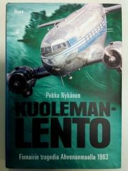 Kuoleman lento- Finnairin tragedia Ahvenanmaalla 1963