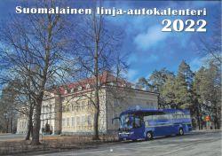 Suomalainen linja-autokalenteri 2022
