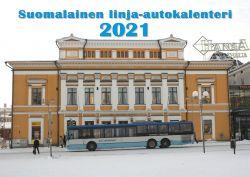 Suomalainen linja-autokalenteri 2021