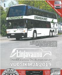 Linjavaunu- Vuosikirja 2019