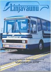 Linjavaunu - Vuosikirja 2018