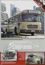 Linjavaunu - Vuosikirja 2021