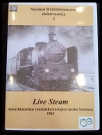 Live Steam DVD