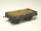 Gravel Car M (1:87 H0) -Scale Model