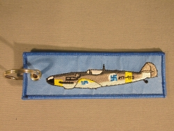 Messerschmitt Bf-109 MT-452 key chain