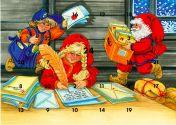 Postimuseon joulukalenteri