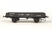 Gravel Car M (1:87 H0) -scale model. Long version