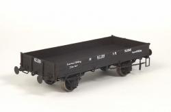 Gravel Car M (1:87 H0) -scale model. Long version