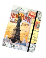 New York -notebook