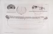 af Chapman: fregatin piirustus XXXI - näköispainos