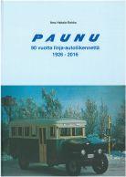 Paunu - 90 vuotta linja-autoliikennettä 1926-2016