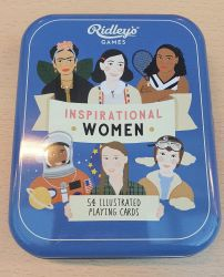 Inspirational Women pelikortit
