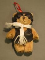 Small Pilot Teddy Bear