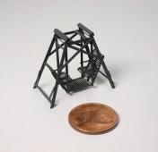 Garden Swing (1:87 H0) -Scale Model