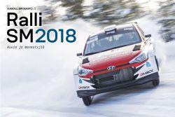 Ralli SM 2018, Kuvia ja menestyjiä