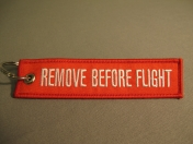 Remove Before Flight -avaimenperä
