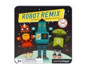 Robot Remix -magneettirobotit