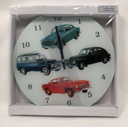 Volvo Wall Clock