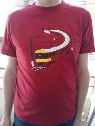 Electric Train T-shirt