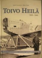 Toivo Heilä - Suojeluskuntalentäjästä talvisodan syöksypommittajaksi